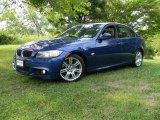 2011 Montego Blue Metallic BMW 3 Series 328i Sedan #68367261