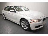 2012 Mineral White Metallic BMW 3 Series 328i Sedan #68367255