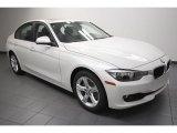 2012 Mineral White Metallic BMW 3 Series 328i Sedan #68367253
