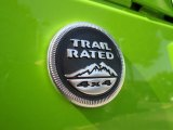 2012 Jeep Wrangler Sport S 4x4 Marks and Logos