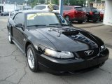 2004 Ford Mustang Black