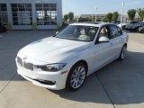 2012 Mineral White Metallic BMW 3 Series 328i Sedan #68367214