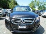 2011 Deep Black Metallic Volkswagen Tiguan SE 4Motion #68367206