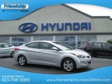 2013 Shimmering Air Silver Hyundai Elantra GLS #68367003
