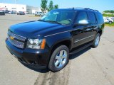 2013 Chevrolet Tahoe Black