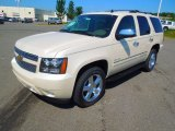 2013 Chevrolet Tahoe White Diamond Tricoat