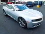2012 Silver Ice Metallic Chevrolet Camaro LT Coupe #68367322