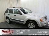 2006 Bright Silver Metallic Jeep Grand Cherokee Laredo #68406724