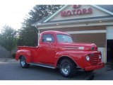 Ford F Series Truck 1949 Data, Info and Specs