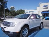 2010 White Platinum Tri-Coat Lincoln MKX FWD #68406355