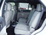 2013 Ford Explorer 4WD Rear Seat