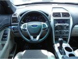 2013 Ford Explorer 4WD Dashboard