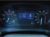2013 Ford Explorer 4WD Gauges