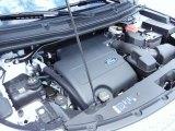 2013 Ford Explorer 4WD 3.5 Liter DOHC 24-Valve Ti-VCT V6 Engine