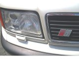 Audi S4 1994 Badges and Logos