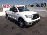 2012 Super White Toyota Tundra CrewMax 4x4 #68406656