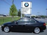 2012 Black Sapphire Metallic BMW 3 Series 328i Convertible #68406646