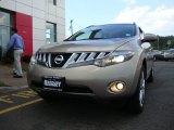 2009 Saharan Stone Metallic Nissan Murano LE AWD #68406644