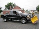 2003 Ford F250 Super Duty XLT SuperCab 4x4 Plow Truck