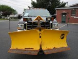 2003 Ford F250 Super Duty XLT SuperCab 4x4 Fisher split plow