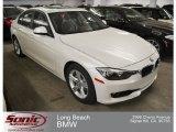 2012 Mineral White Metallic BMW 3 Series 328i Sedan #68406571
