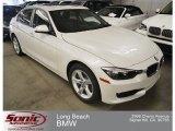 2012 Mineral White Metallic BMW 3 Series 328i Sedan #68406570