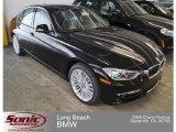 2012 Jet Black BMW 3 Series 335i Sedan #68406569
