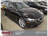2012 Jet Black BMW 3 Series 328i Sedan #68406561