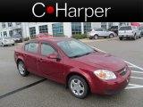 2007 Sport Red Tint Coat Chevrolet Cobalt LT Sedan #68406206
