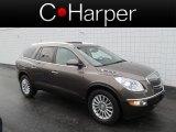 2009 Cocoa Metallic Buick Enclave CXL #68406938