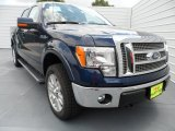 2012 Ford F150 Lariat SuperCrew 4x4