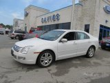 2008 White Suede Ford Fusion SEL #68406501