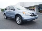 2011 Glacier Blue Metallic Honda CR-V EX 4WD #68406424