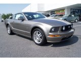 2005 Mineral Grey Metallic Ford Mustang GT Premium Coupe #68406417