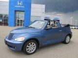 2007 Marine Blue Pearl Chrysler PT Cruiser Convertible #68406837