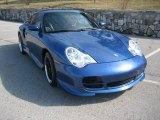 2002 Porsche 911 Cobalt Blue Metallic