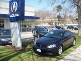 2006 Nighthawk Black Pearl Acura RSX Type S Sports Coupe #6841033
