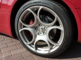 Alfa Romeo 8C Competizione Wheels and Tires