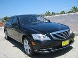 2013 Black Mercedes-Benz S 550 Sedan #68406378