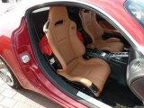 Alfa Romeo 8C Competizione Interiors