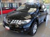2010 Super Black Nissan Murano SL AWD #68406795