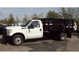 2012 Ford F350 Super Duty XL Regular Cab Stake Truck Data, Info and Specs