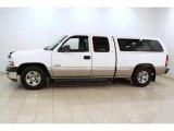 1999 Chevrolet Silverado 1500 Summit White