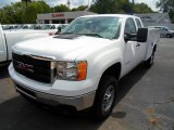 2012 GMC Sierra 2500HD Extended Cab 4x4 Utility Truck Data, Info and Specs