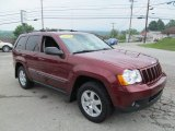 2009 Jeep Grand Cherokee Red Rock Crystal Pearl