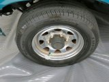 Nissan Hardbody Truck Wheels and Tires