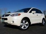 2008 White Diamond Pearl Acura RDX  #6830858