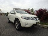 2010 Glacier White Pearl Nissan Murano SL AWD #68469043