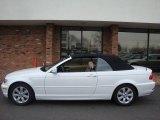 2006 Alpine White BMW 3 Series 325i Convertible #6833882