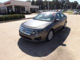 2011 Sterling Grey Metallic Ford Fusion SE V6 #68469316